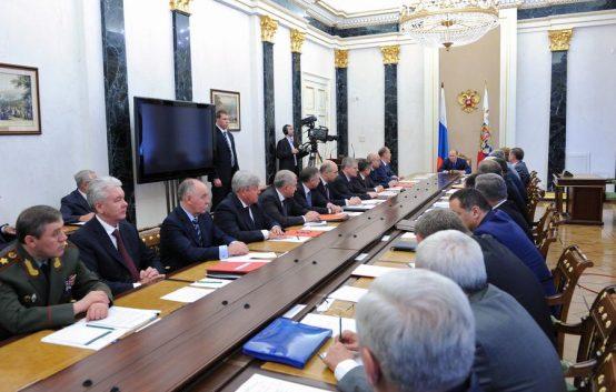 Совбез России изменит доктрину продовольственной безопасности
