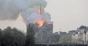 Нотр-Дам удастся восстановить после пожара