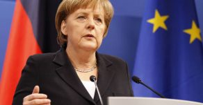 Комментарии Меркель о ее здоровье