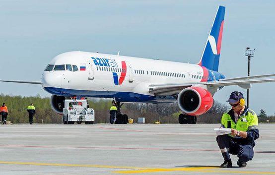 Россия ограничивает авиасоединение с рядом стран