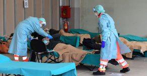Рекордная смертность от коронавируса в Италии