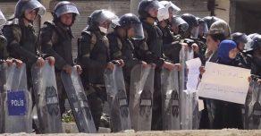 Турция вспомнила о своих обязательствах: на трассе М4 разогнан лагерь протестующих
