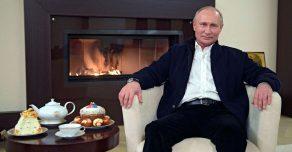 Путин заверил россиян в полном контроле власти над коронавирусом
