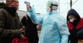 В России за последние сутки обнаружено рекордное число зараженных коронавирусом