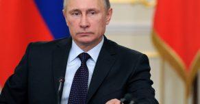 Путин продлил карантин до конца апреля