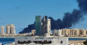 Ракетные обстрелы в Ливии и «российский след»