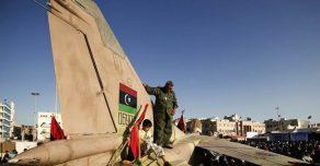 Авиабаза у Триполи освобождена от Ливийской национальной армии