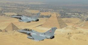 Египет-ВВС в работе
