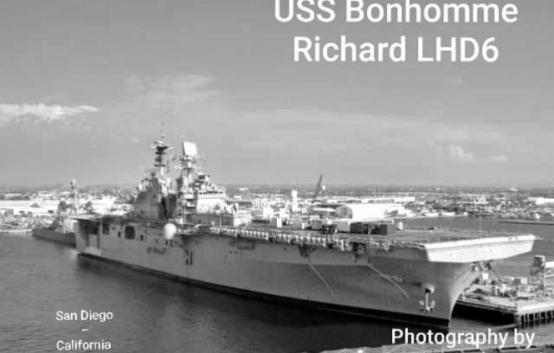 USS LHD-6 Bonhomme Richard