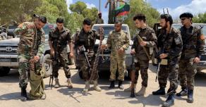 Ливийская национальная армия готовится к крупной битве за Сирт