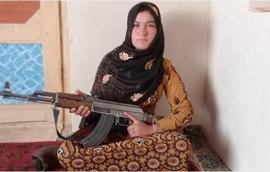 В Афганистане девочке удалось отомстить за смерть родителей, уничтожив их убийц