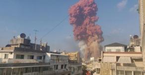 Причины мощнейшего взрыва в Бейруте