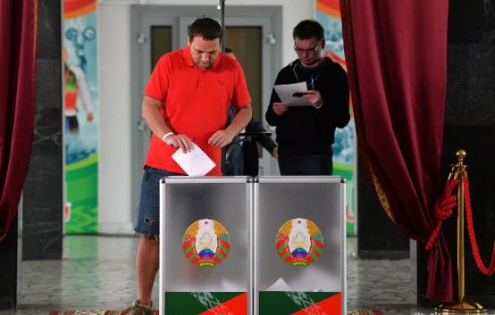 Президентские выборы в Белоруссии признаны ЦИК страны состоявшимися