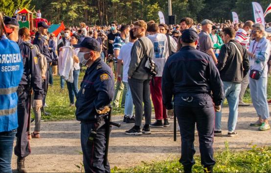 Последние события в Белоруссии