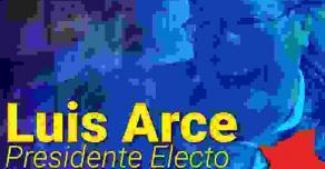 Луис Арсе выиграл на выборах в Боливии