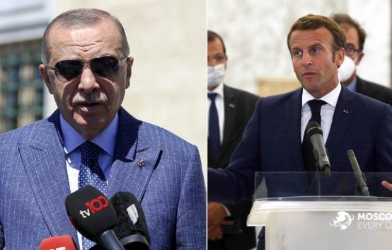 обострение отношений между Турцией и Францией