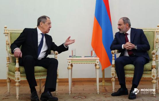 Заявления Сергея Лаврова после визитов в Ереван и Баку