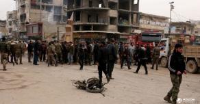 Обострение ситуации в Идлибе из-за нападений сирийских фанатиков