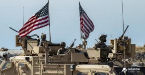 США проводит переброску своих военных сил с территории Ирака в Сирию