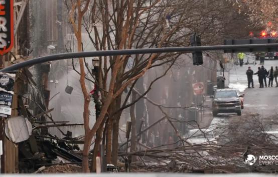 Мощный взрыв в Нэшвилле власти США назвали терактом