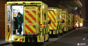 Ухудшение эпидемиологической ситуации в Британии