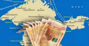 Инвесторам Крыма обещают статус анонимных резидентов