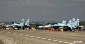 Российским ПВО удалось предупредить воздушную атаку на базу Хмеймим в Арабской республике
