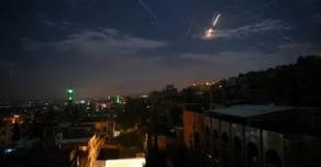 Новые израильские рейды на окрестности сирийской столицы