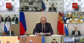 Путин указал на необходимость научно-технологического развития