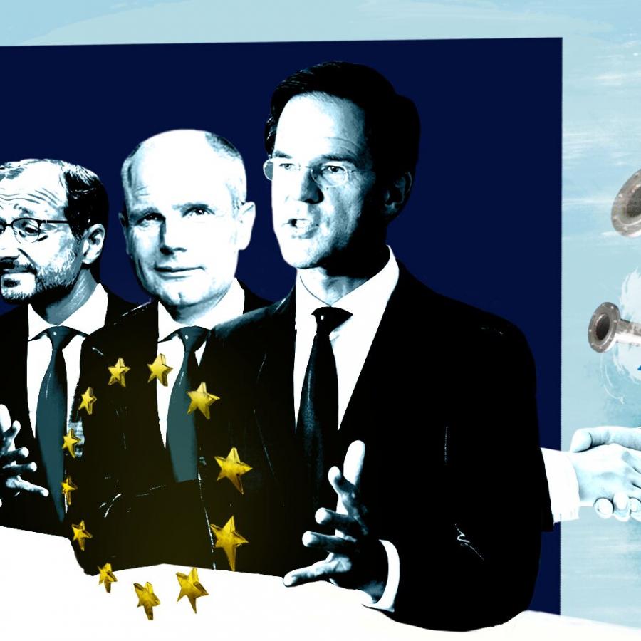 Для Нидерландов, MH17 не был препятствием в тайных газовых переговорах с Путиным