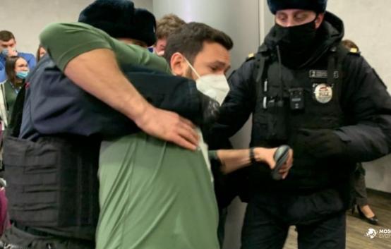 В Москве задержаны участники форума «Объединенных демократов»