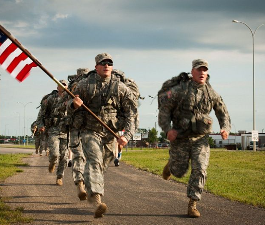 Американские войска, дислоцирующиеся в Европе, приведены в полную боевую готовность