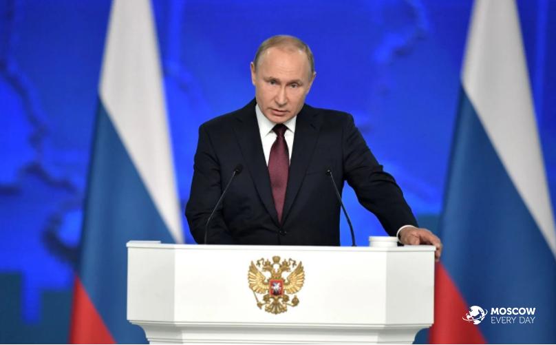 В послании Путина Федеральному собранию раскрыты основные цели на ближайшее будущее страны