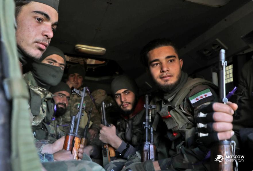 Сложная ситуация в Турции с наемными боевиками