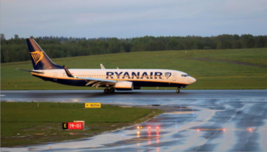 Международная реакция на посадку авиалайнера Ryanair в Минске