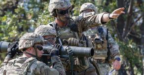Солдаты США во время учений в Болгарии перепугали местных жителей
