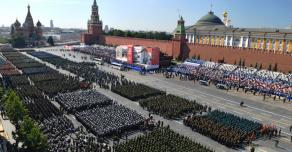 События Дня Победы в России, ближнем и дальнем зарубежье