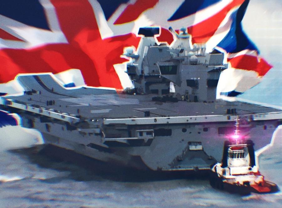 Начальник генштаба Британии указал на высокий риск эскалации отношений с Россией из-за действий эсминца
