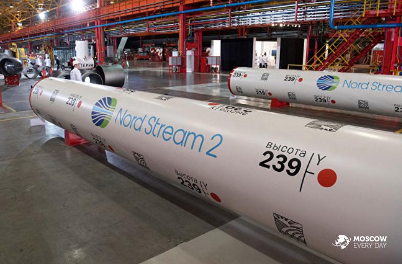 В России заявили о скором завершении строительства газопровода «Северный поток-2» и о возможных проблемах после его запуска