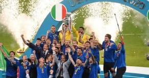 Сборная Италии одержала победу в Евро-2020