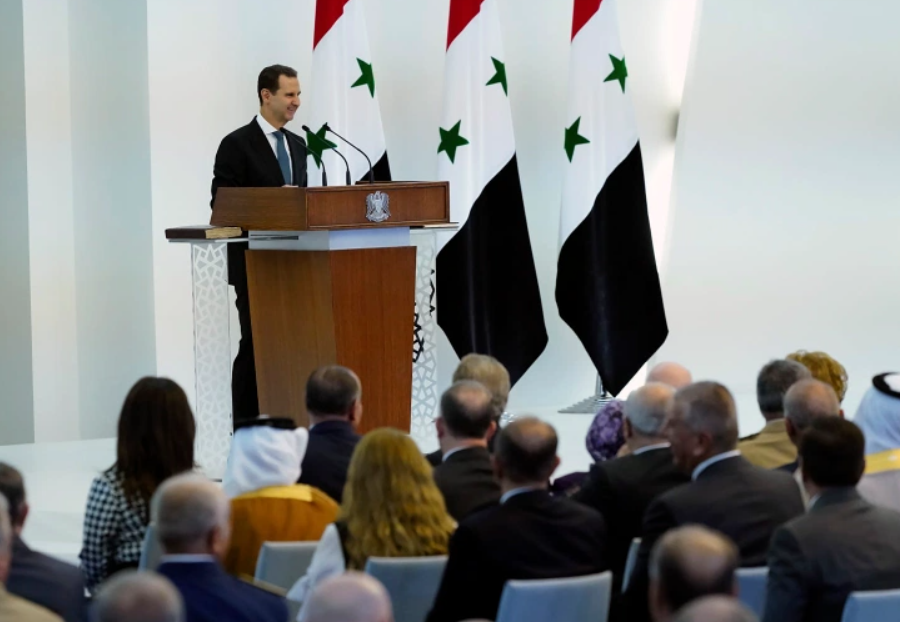 Сирийского президента Башара Асада в четвертый раз привели к присяге