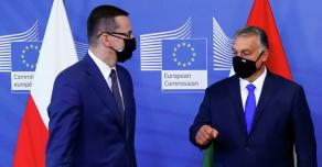 Польша и Венгрия могут привести к распаду Европейского союза