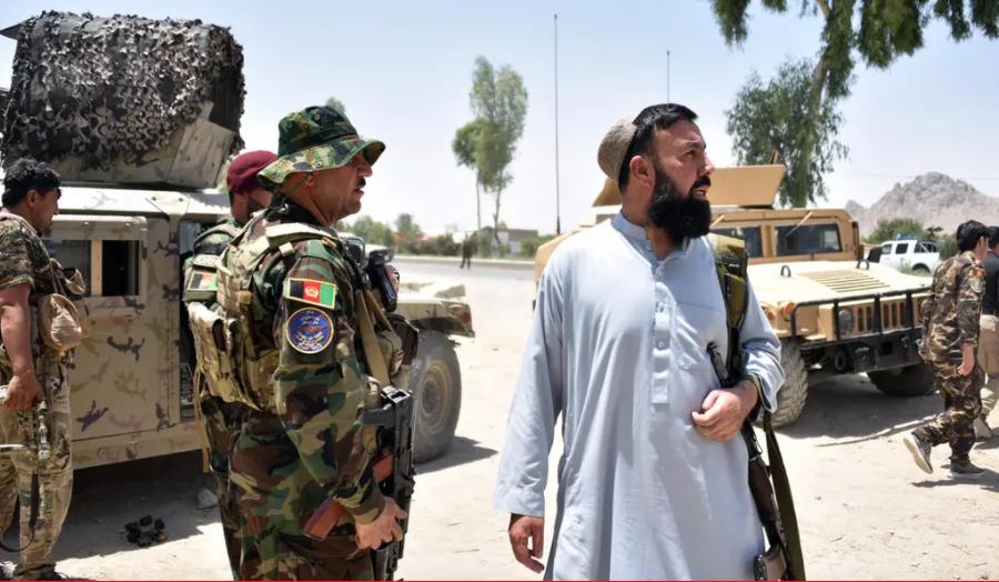 Талибы заявили, что не будут начинать новые операции при Курбан-байраме