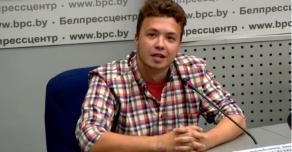 Протасевичем названы настоящие организаторы протестов в Белоруссии