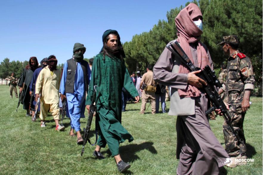 Представители «Талибана» заявили о захвате 85% территории Афганистана
